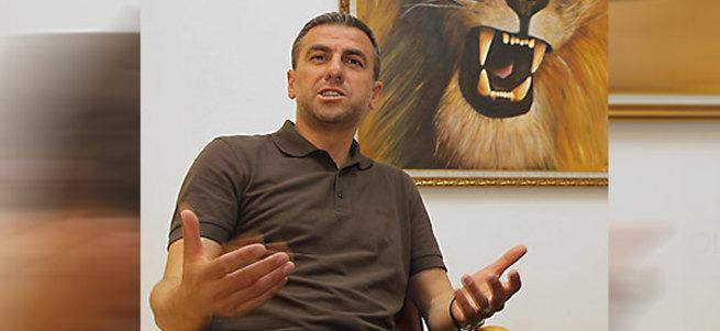 Hamza Hamzaoğu: 'Yarışa bir adım önde başlarım'