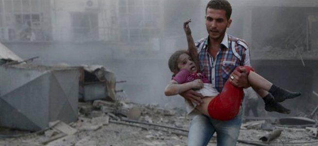 Esed Kuran kursunu bombaladı: 16 ölü