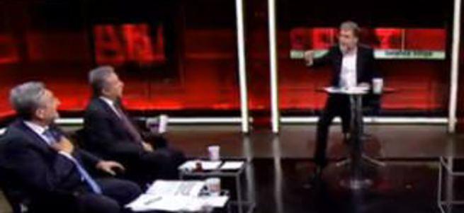 CNN Türk'ten MHP'ye HDP ile kurun baskısı