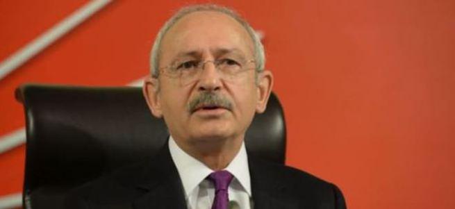 Savcılık Kılıçdaroğlu'nun fezlekesini TBMM'ye gönderdi