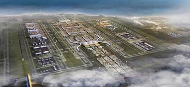 3. Havalimanı'na Rusya'dan büyük kredi
