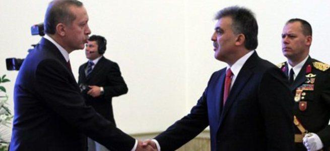 FLAŞ! Erdoğan ile Gül görüştü