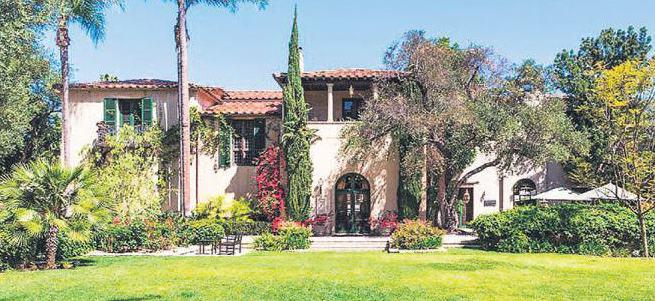 Evlerini 16 milyon dolara sattılar