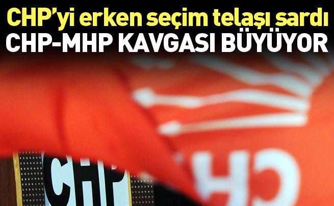 CHP'den Bahçeli'ye erken seçim cevabı