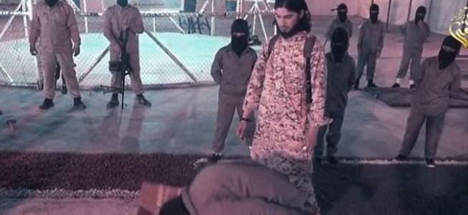 IŞİD'in 'Eğitim kafesi'nin görüntüleri yayınlandı