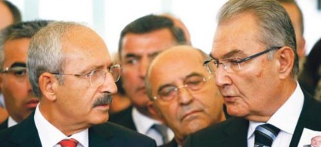 CHP toplantısında gergin anlar yaşandı