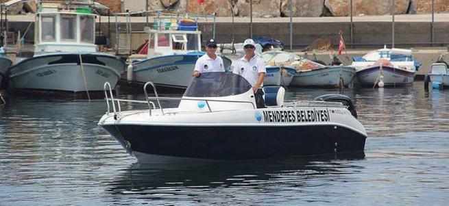 Zabıtalar artık denizede de görev yapacak