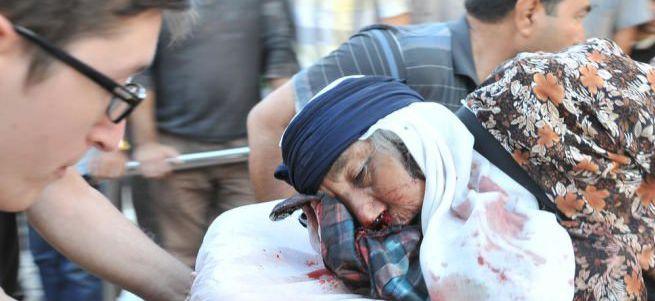 IŞİD Kobani'ye yeniden saldırdı