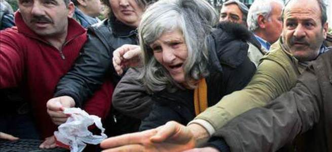 Yunanistan'ın teklifi reddedildi