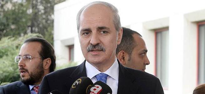 Numan Kurtulmuş: 'Türkiye yaralıları hemen kabul etti'