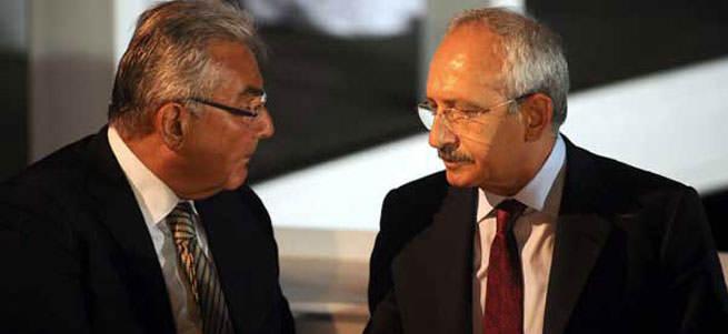 CHP'de koalisyon bölünmesi