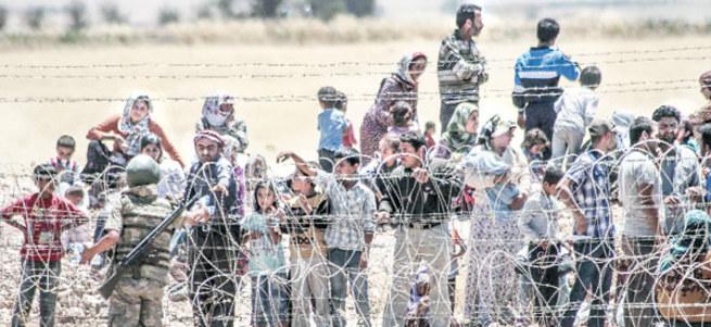 Kobani üzerinden Türkiye'ye karşı sinsi plan