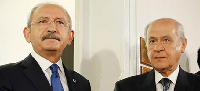 Kılıçdaroğlu Bahçeli'yi sert şekilde eleştirdi