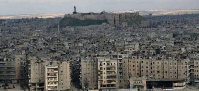 Muhaliflerden Halep'e büyük taarruz