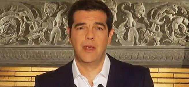 Çipras: Demokrasiye şantaj yapılmayacağını gösterdik
