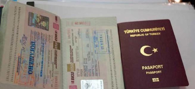 Almanya'ya tek bir belge ile gidebilecek
