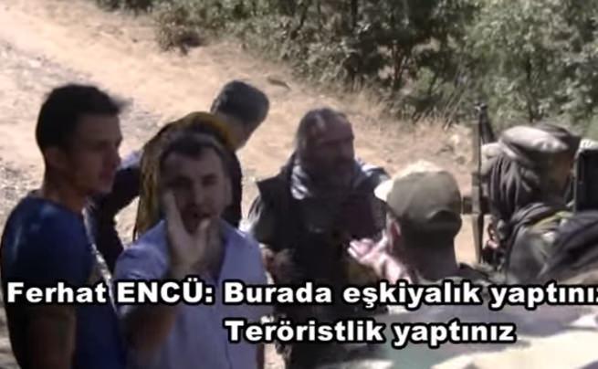 Kandil'den talimat alan HDP'li vekilden askere ağır hakaret