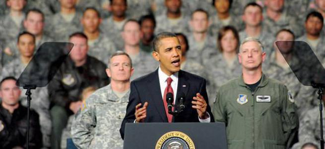 Obama, Teksas'ı 'işgale' hazırlanıyor