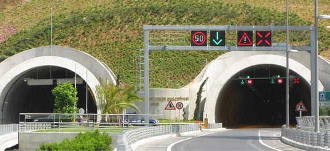 Dünyanın en uzun 2. tünelinde sona gelindi