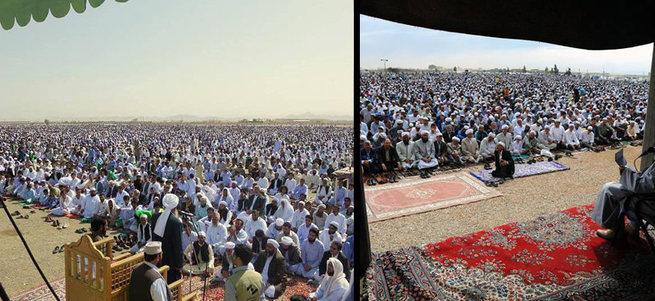 İran'dan Sünnilere 'namaz yasağı'