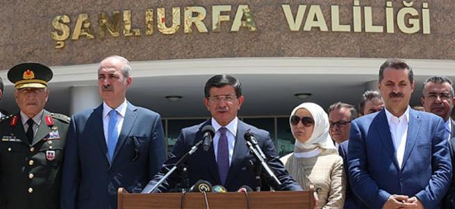 Başbakan Davutoğlu'ndan HDP'ye uyarı
