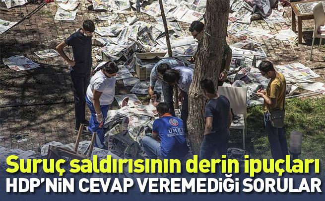 HDP bu sorulara cevap veremedi