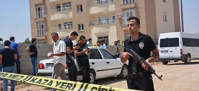 PKK iki polisi şehit etti