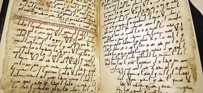 Kur'an sayfaları için girişim başlatıldı