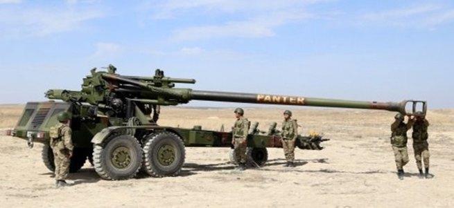 PKK 'cehennem topu'yla vuruldu