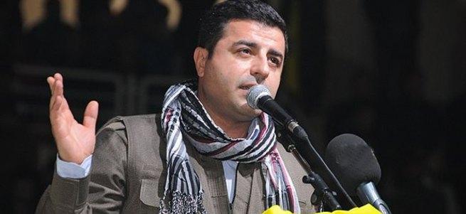 HDP'ye göre barışa rağmen terör yapan PKK'nın suçu yok