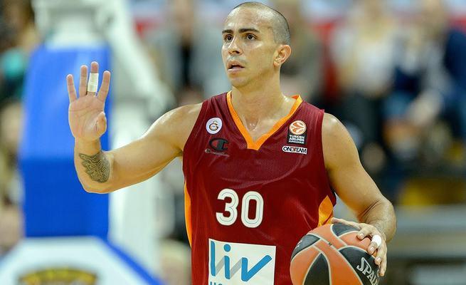 Carlos Arroyo Barcelona'da