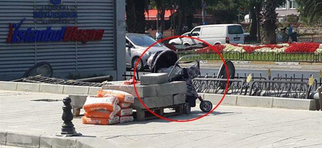 Vatan Caddesi'nde bomba alarmı