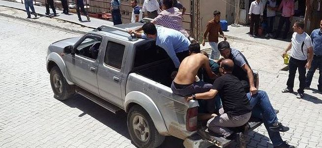 Hakkari'de silahlı saldırı