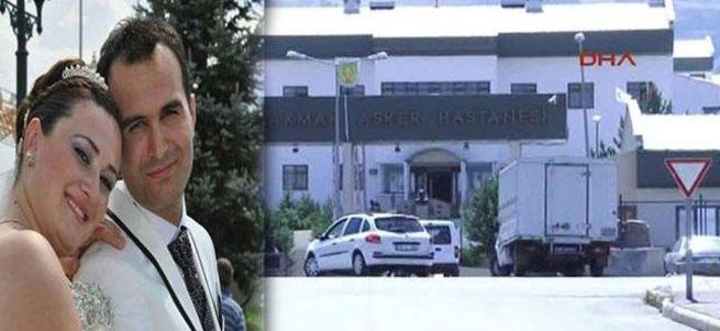 Erzurum'da aracında saldırıya uğrayan astsubay şehit oldu