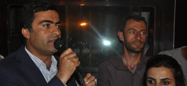 HDP'li Abdullah Zeydan o sözler için açıklama geldi