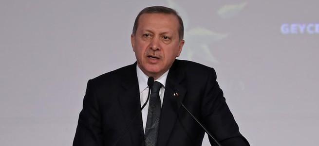 Cumhurbaşkanı Erdoğan: 'Ağzından çıkanı kulağı duysun'