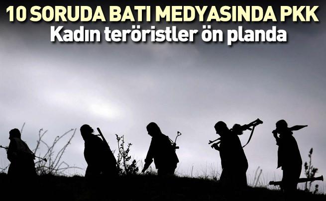 10 soruda Batı medyasında PKK
