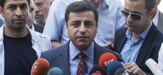 Demirtaş'tan PKK'ya acil çağrı