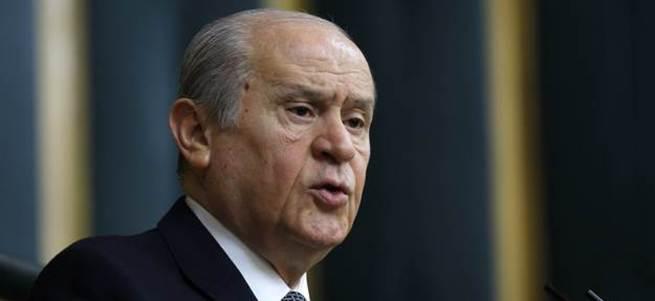 MHP'den Demirtaş'a yeni isim: Selo namlı oğlan