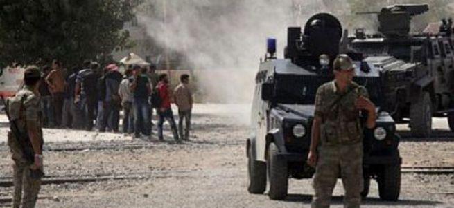 PKK Uludere'de jandarmaya saldırdı