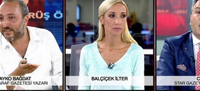 Hayko Bağdat PKK'ya terör örgütü diyemedi