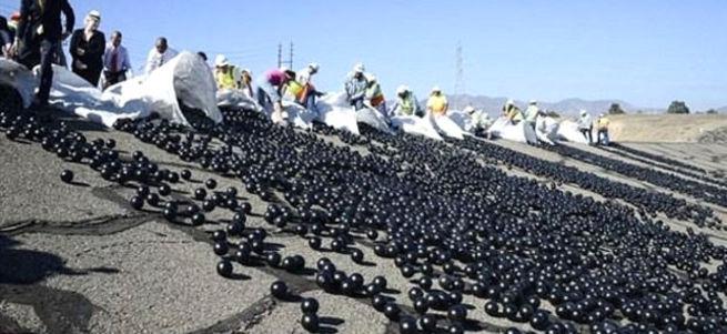 Baraja 96 milyon plastik top atıldı