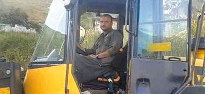 O terörist Baydemir'in Kankası çıktı