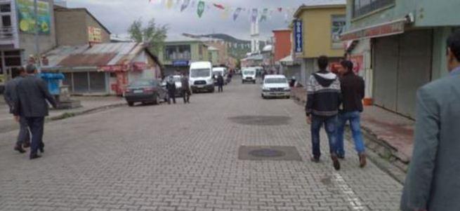 Muş Varto'da sokağa çıkma yasağı ilan edildi