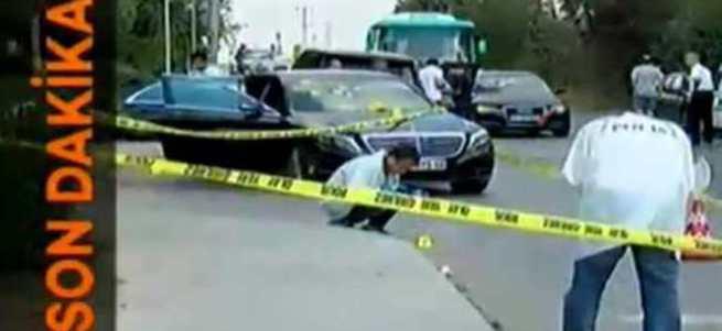 Murat Sancak'a suikast