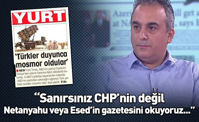 """""""Türkler mosmor olmuş"""""""