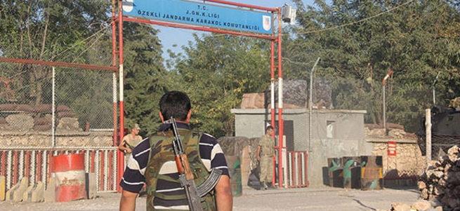 PKK, yine aynı karakola saldırdı!