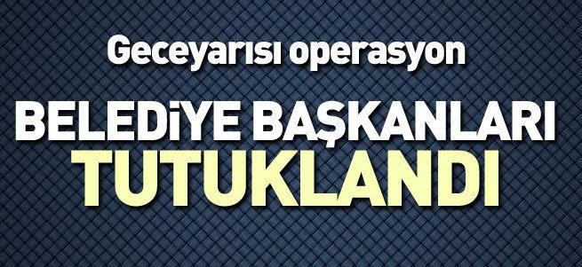 'Öz yönetim' açıklamasına tutuklama