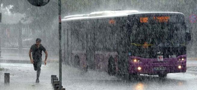 İstanbul'da yağış ne kadar sürecek?