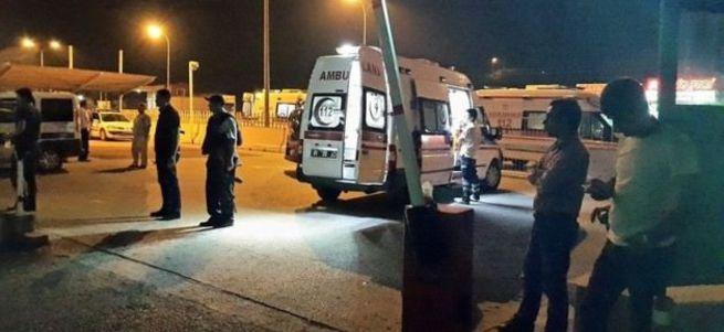 Adana'da PKK yanlısı eylemcilere müdahale: 5 yaralı